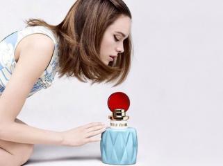 MIU MIU представили первый парфюм
