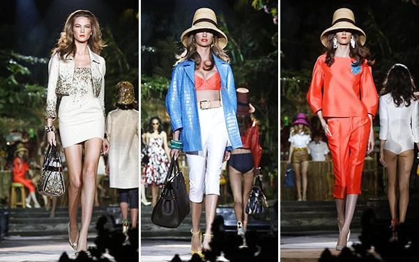 Бренд DSQUARED2 на неделе моды в Милане