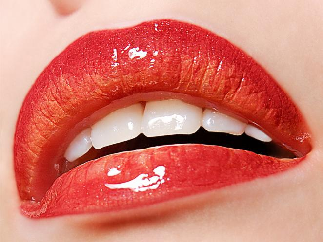 губная помада, Тренд акцент на губы