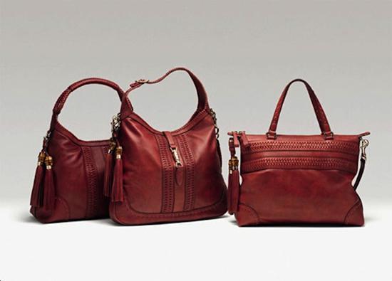 Коллекция эко-сумок Gucci