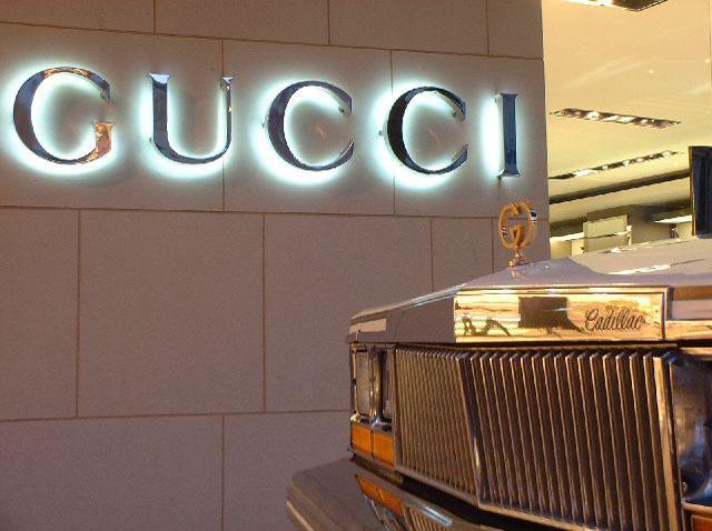 Показ Gucci на неделе моды
