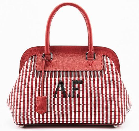 Именные сумки от Fendi