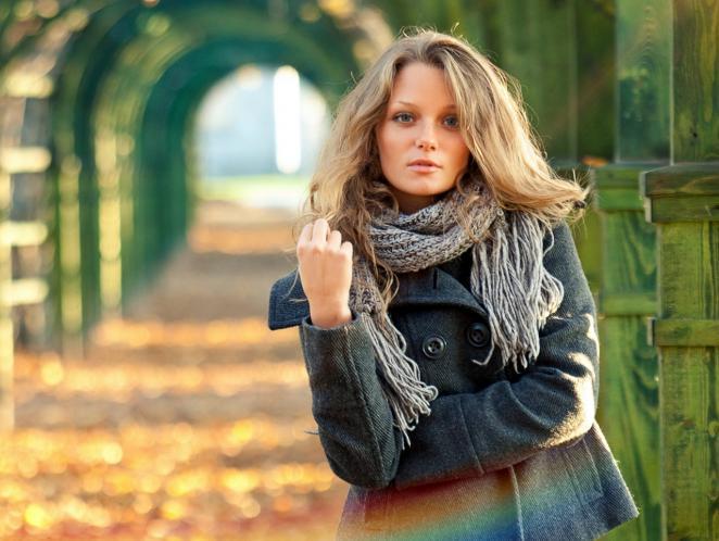 Как завязать шарф и платок