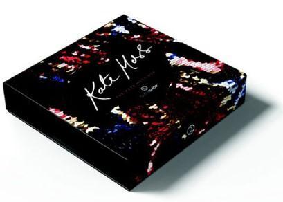Кейт Мосс создала дизайн коробки для суши