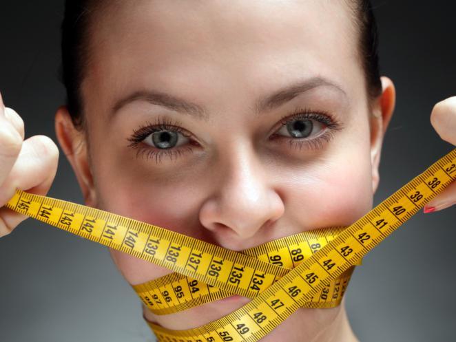 Ещё раз о похудении