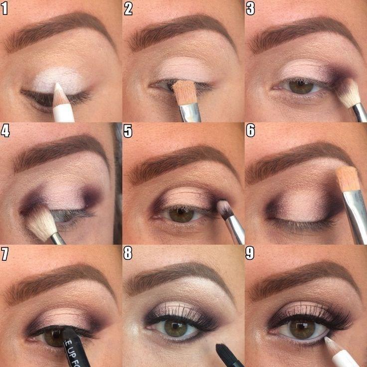 Как сделать идеальный макияж самой пошаговое фото время