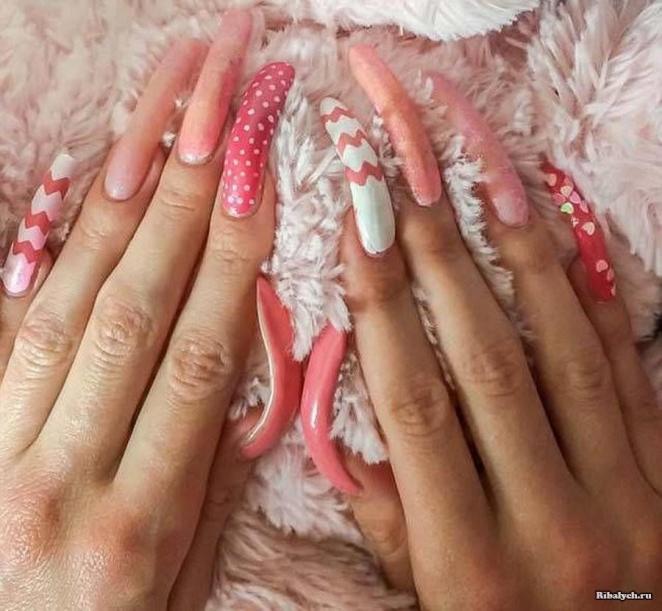 А как выглядят ваши ногти этим летом