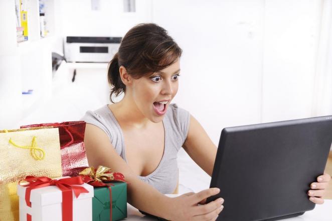 Делаем покупки в интернете