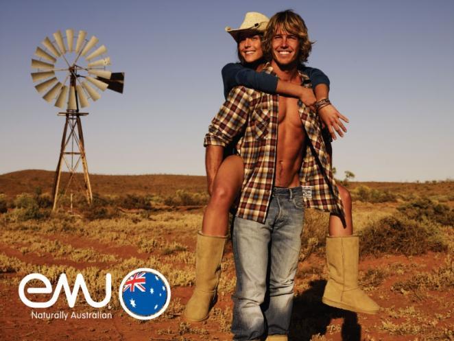 Для российских модниц EMU AUSTRALIA