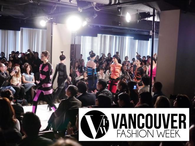 fashion week vancouver неделя моды Ванкувер