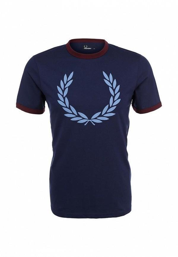 Футболки Fred Perry 2014-2015