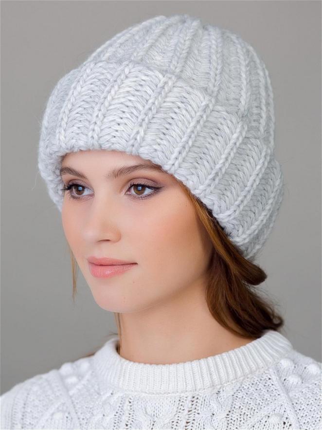 Идеальная женская шапка