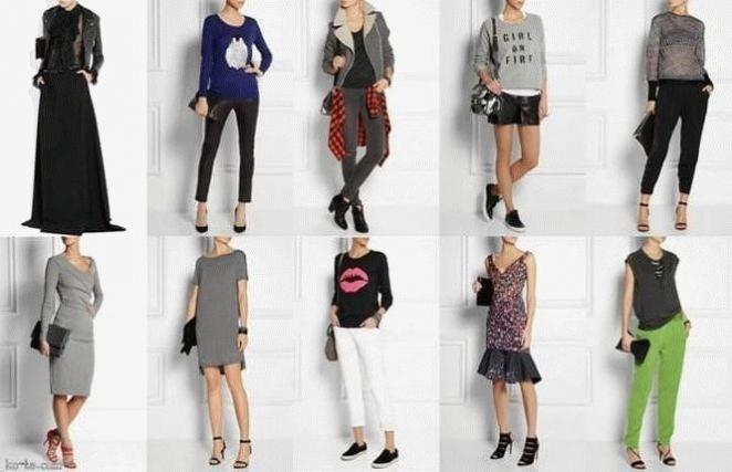 Как подобрать себе стиль одежды