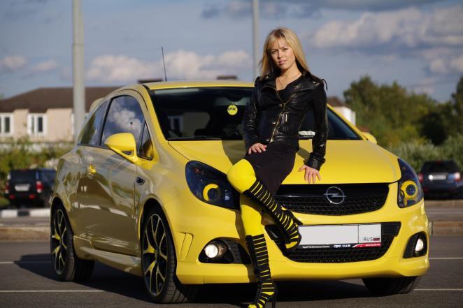 Какой автомобиль лучше всего подойдет женщине