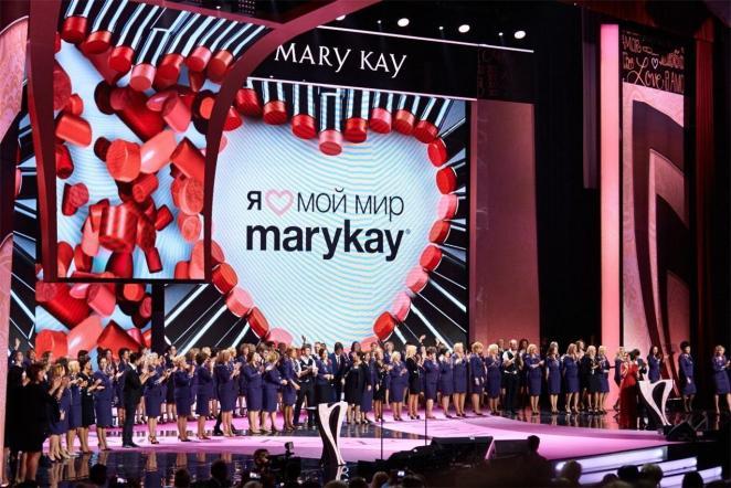 Кто такой представитель mary kay