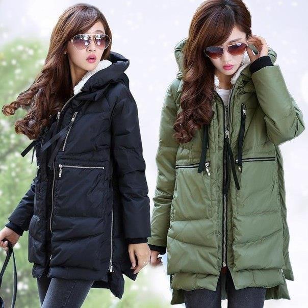 Лучшие куртки для зимы