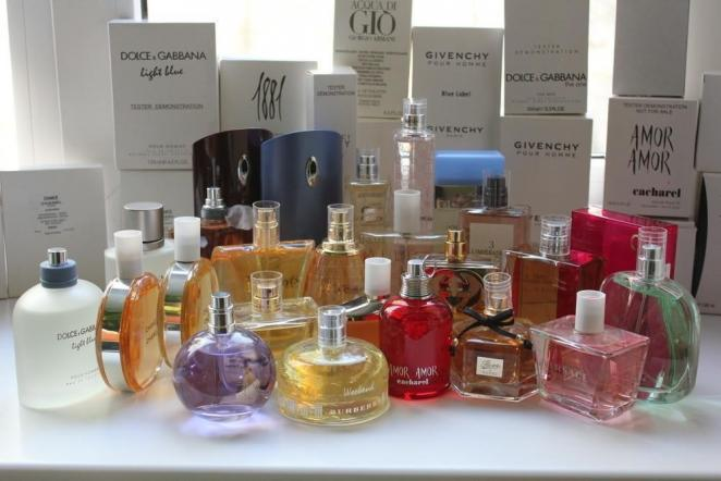Покупка парфюма в интернет-магазине
