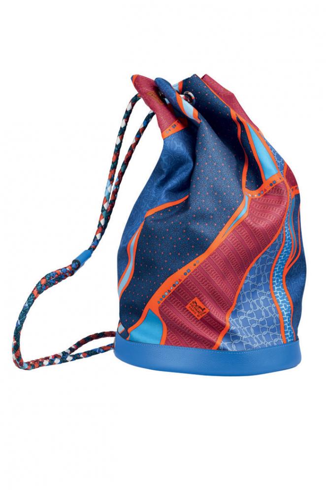 Сумка-рюкзак от Hermes