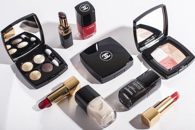Весенняя серия косметики от Chanel