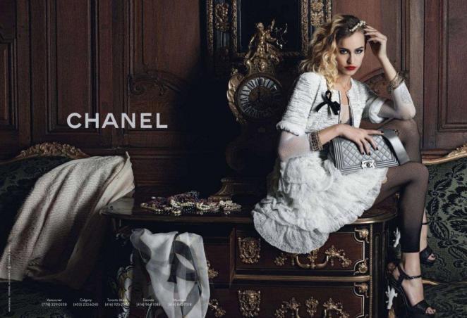 видеооткрытка от Chanel