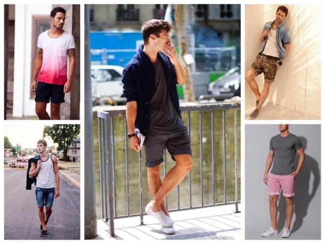 Во что модно одеть мужа летом